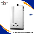 220V high water pressure protection Customized instant forced type gas water heater