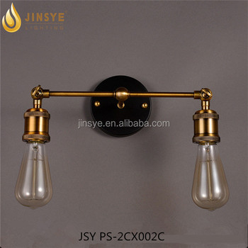 hot sales jinsye brand wall lamp light wall sconce light