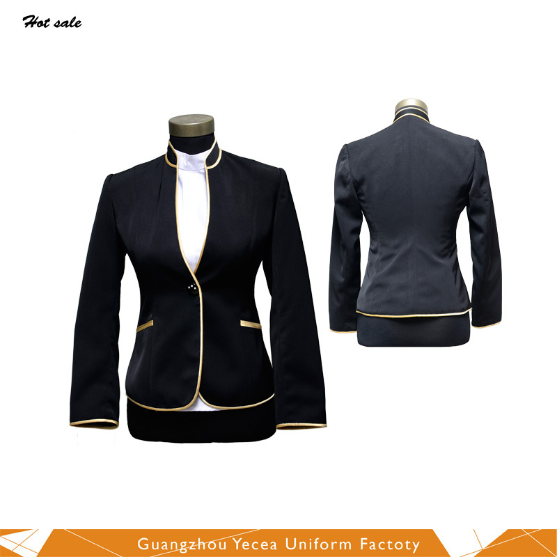 2015 office uniform designs and pictures for women blouse for Office uniform design 2015