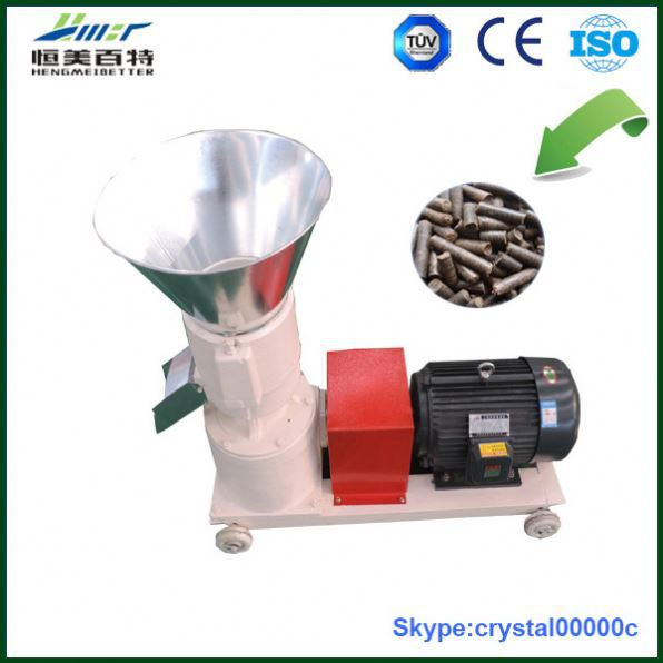 100kg per hour poultry feed ingredients making mill