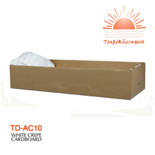 TD-AC10 Eco friendly paper coffin for sale in funeral home
