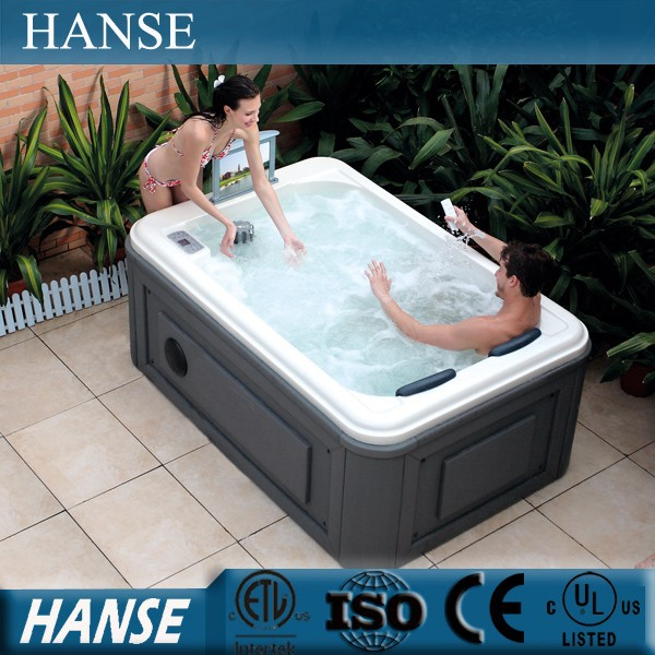 HS-291Y outdoor small hydro free sex usa massage 2 lounge mini hot tub