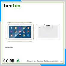 Best Brand 10.1 inch Quad core 3G Bluetooth cheapest tablet pc with sim slot