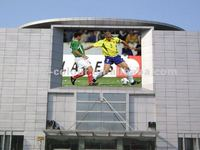 2012 new inventions P10 outdoor full color led display with good price