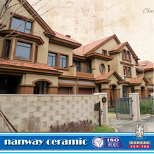 2015 ceramic roof tile,kerala house roofing tile in mexico roofing tile