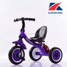 2017 new models baby tricycle bike/small kids tricycle/ride on car toys with music player