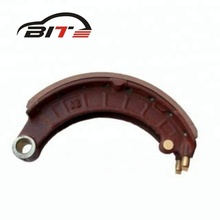 RUSSIAN truck maz brake shoes 5003501095 53363501095 54403501095