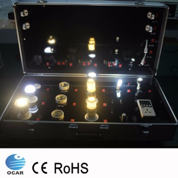 Hot selling custom lumen test equipment with CE and RoHs