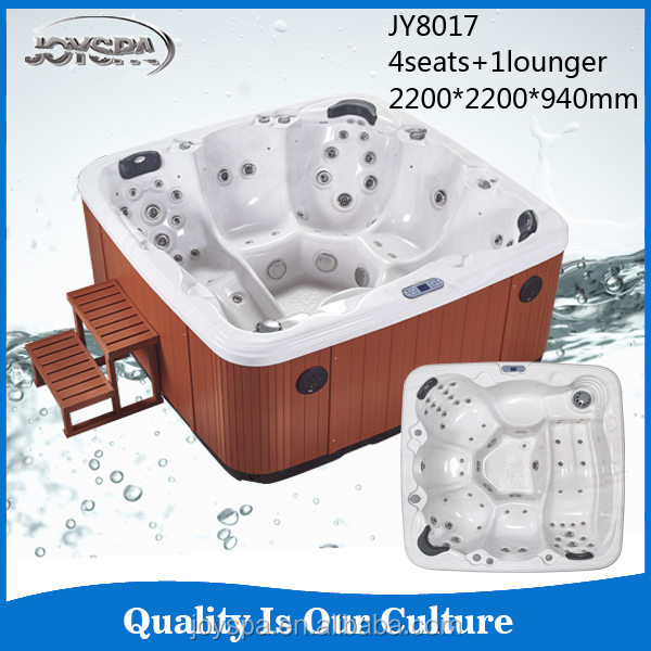 JY8017 hydro spa hot tub/outdoor spa bath/japanese video massage sex spa