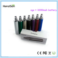 newest 100% Original ego 3200 mah battery,3200mah variable voltage,ego t 3200mah battery