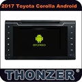 Android 2017 Toyota Corolla CAR DVD Player with GPS