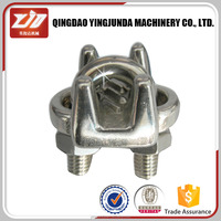 JIS stainless steel wire rope clip