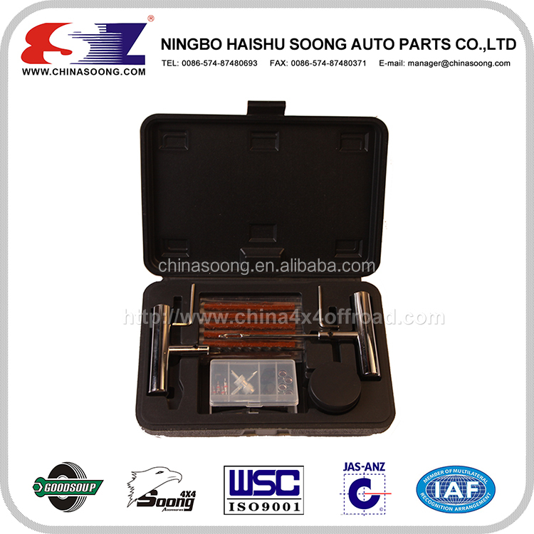 Professional auto/car Tire repair kit