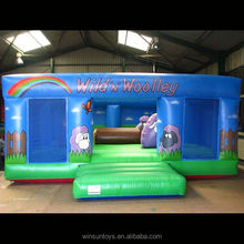 Inflatable Sheep Pen Bouncy Castle