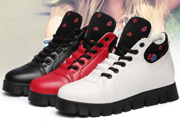 New design fashion boot women winter flat casual shoes