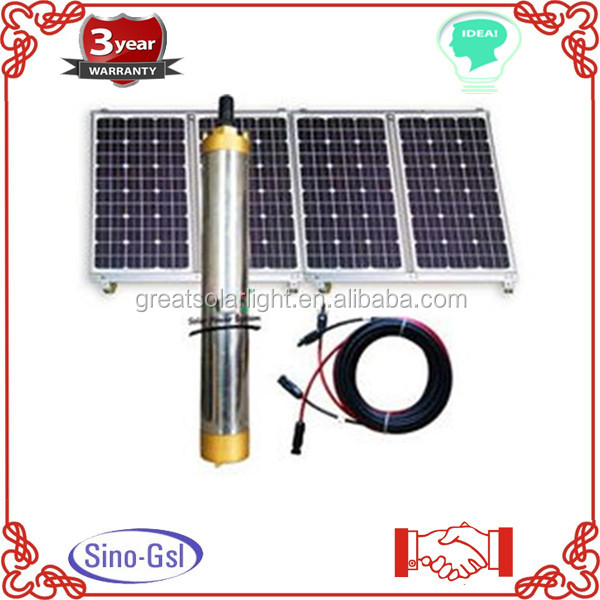 Battery operated stirling engine solar water pump 10 kw for sale with CE approved
