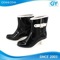 Factory best price all color available popular women boots korea