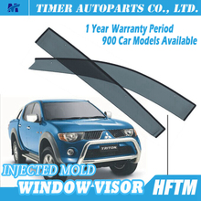 Stainless steel injected mould custom car sun visorr for Mitsubishi Triton 08-12