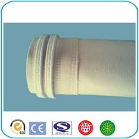 strong acid pps nonwoven dust filter bag