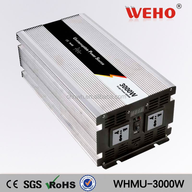 Solar converter 3000w 220v 48v power inverter systems with charger