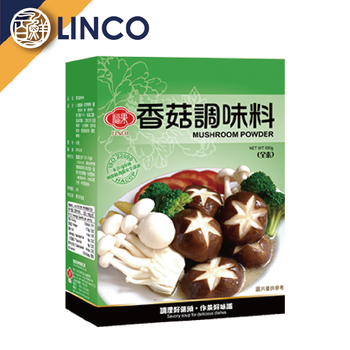 Mushroom chicken Taiwanese style flavor instant soup powder