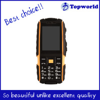 "New Original Mobile Phone 2.4"" 3.0MP Camera waterproof 4800mAH Dual SIM Strong signal low radiation Stereo Recorder No.1 A9"