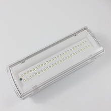 IP65 Europe market SMD 50leds rechargeable emergency lamp waterproof emergency light