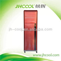 New 2014 Solar Cheapest industrial air cooler/ floor standing air cooler works evaporative air cooler
