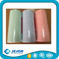 Premium Quality 30X35cm Spunlace Car Washing Cloth
