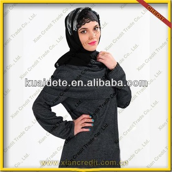 2015 Latest Design Women Jubah Abaya Muslim