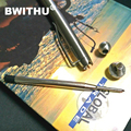 2017 BWITHU Tactical pen OEM logo defense pen metal ballpoint pen
