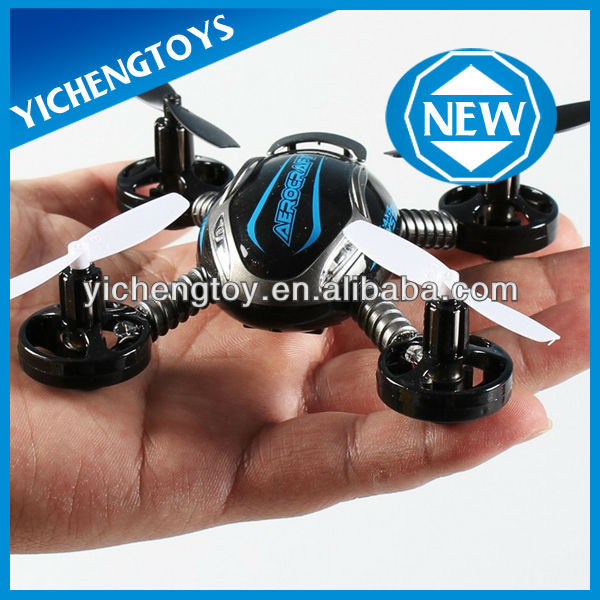 2.4g 4ch rc quadcopter ufo with gyro rc quadcopter kits with light