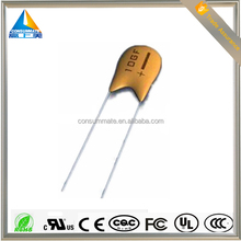22uF 25V 20%Leaded Tantalum Electrolytic Capacitor