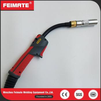 FEIMATE Best Selling Consumer Products 350A 500A MIG Welding Torch With Red Handle