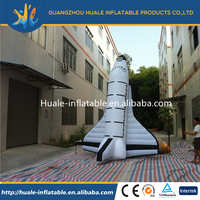 Inflatable advertising airplane, inflatable advertising plane model