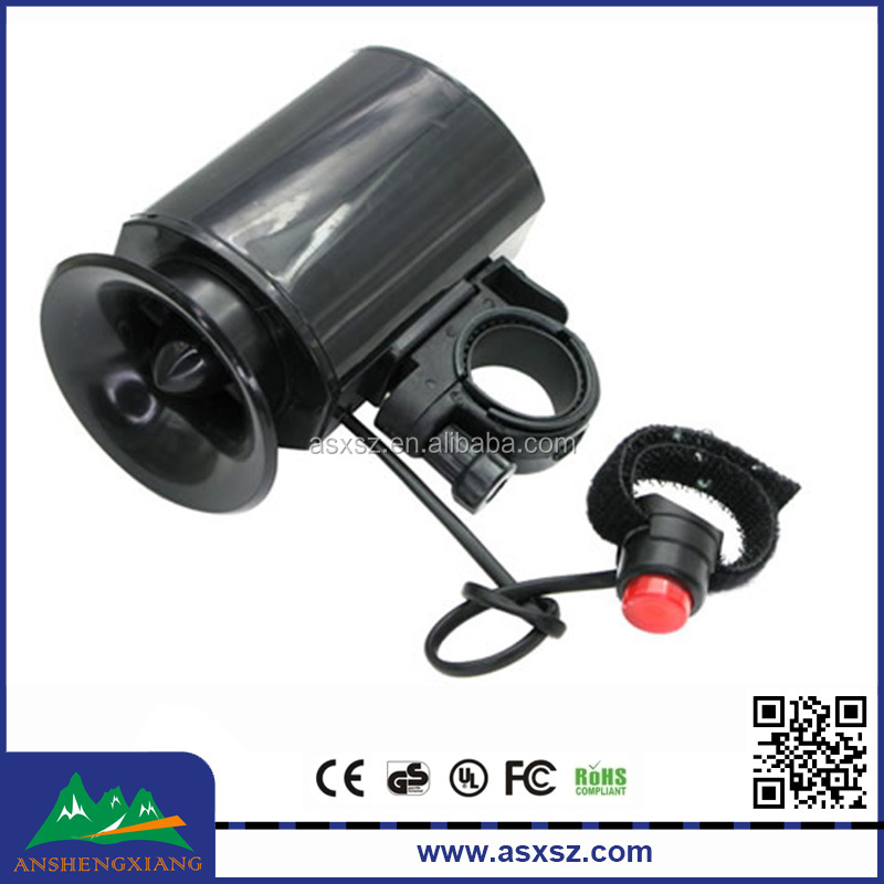 High Quality and Best Price Electric Bicycle Horn manufacturer china