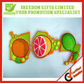 Fashional Style Best Quality Logo Printed Rubber Fridge Magnet
