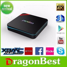 Amlogic firmware update amlogic S905X android Pendoo X8 Pro+ S905X 1g 8g android 6.0 KODI 16.1 tv box