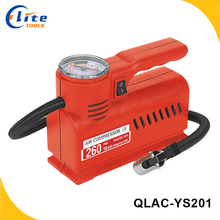 Portable Car Tyre Air Compressor and Tyre Inflator