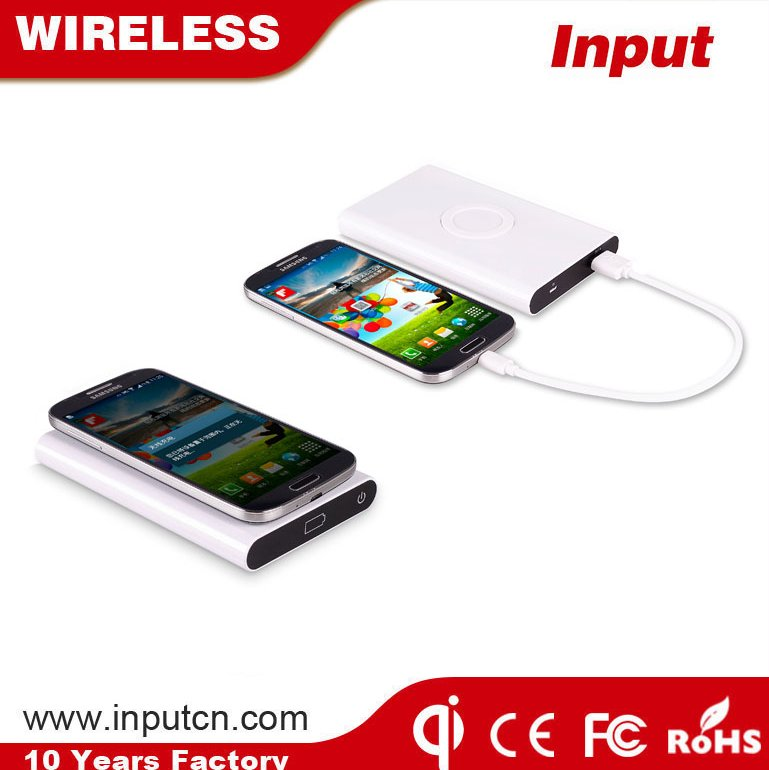 Wholesale larger capacity power bank charger portable solar battery charger