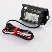 Supercross Waterproof Tacho Meters Moto Counter Motorcycle ATV Dune Buggies