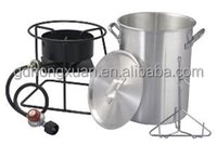 Turkey bucket Turkey Grill Gas Controll Stainless Steel Model : 30QT Turkey Coooking
