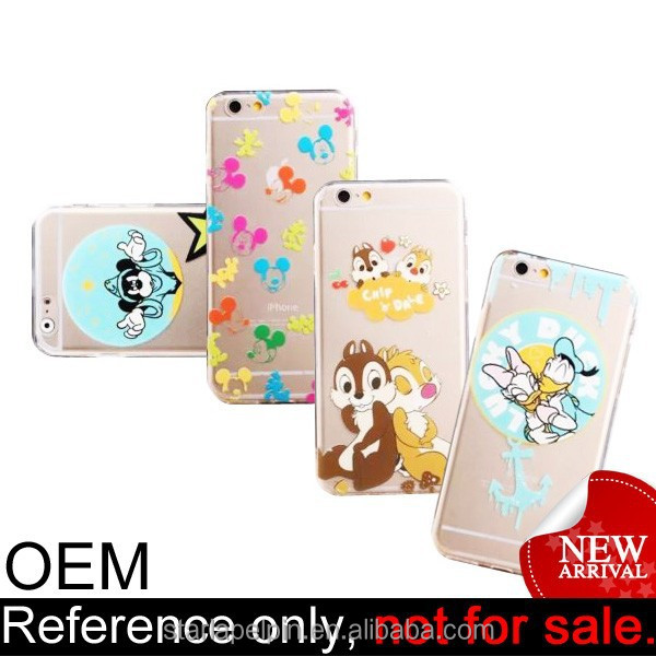 New arrival custom logo cheap tpu mobile phone cover for iphone6 case