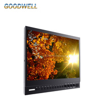 "Top Quality Broadcast 13.3"" 3G-SDI/ HDMI Wave Monitor with IPS FHD 1920x1080 Waveform Vector Scope"