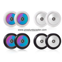 Super Light Hollow Core Air Scooter Wheels 120mm 110mm for Free Style Pro Scooters