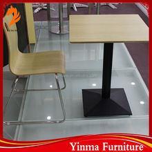Wholesale Cheap second hand dining table and chairs