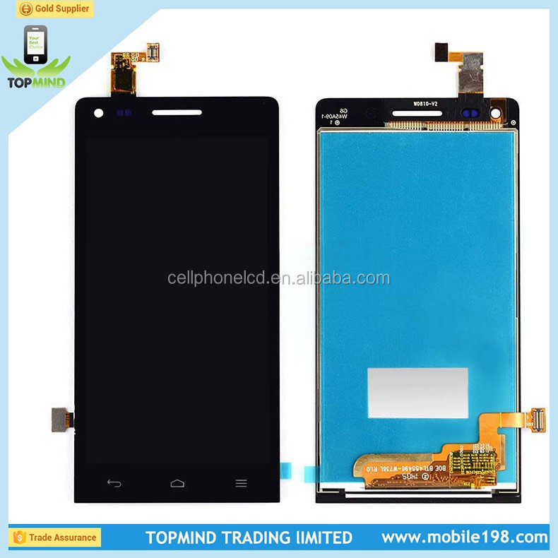 Topmind wholesale LCD with Touch Screen for Huawei Ascend G6