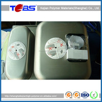 High Quality Butyl Adhesive Sealing Tape , Double Sided Adhesive Butyl Rubber Tape Y667