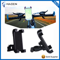 Phone bike holder universal Handlebar Mounted Phone Cradle fits for 3.5 to 7 inch mobile Phone Holder Cradle Bike