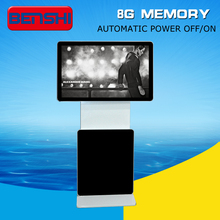 Great A panel 42 inch Digital Lcd Advertisting Player all in one rota table led digital advertising stand
